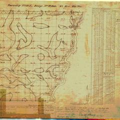 [Public Land Survey System map: Wisconsin Township 32 North, Range 22 East]