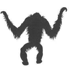 Ape Silhouette