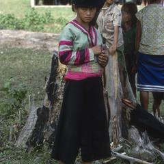 Hmong girl