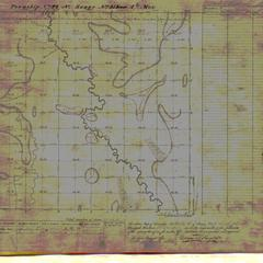 [Public Land Survey System map: Wisconsin Township 24 North, Range 15 East]