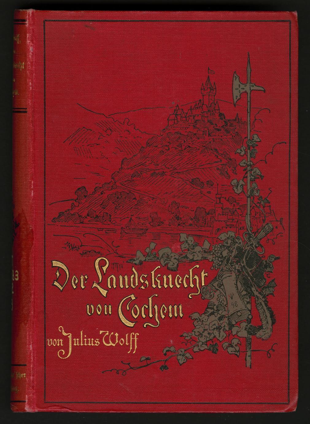 Der Landsknecht von Cochem : ein Sang von der Mosel (1 of 4)