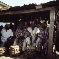Ifaturoti drummers