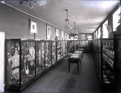 Museum interior, Wisconsin State Historical Society