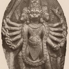 Hanuman Deity Sculpture
