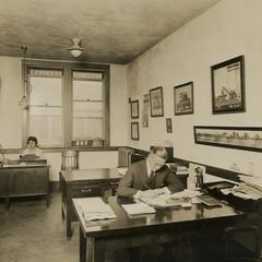 Winther office interior