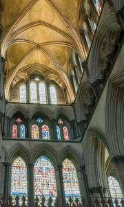 Salisbury Cathedral northeast transept
