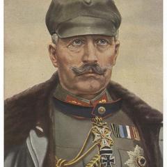 [Official portrait of Kaiser Wilhelm II]