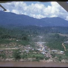 Yao village : air views