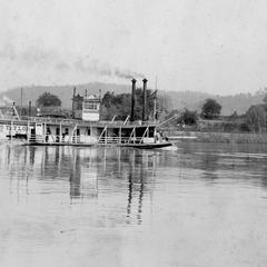 Enos Taylor (Towboat/Packet, 1893-1912)