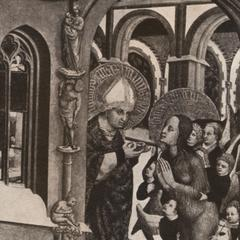 Last Communion of St. Mary Magdalene