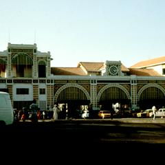 Train Station in Dakar