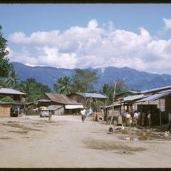 Vangviang : streets