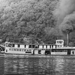 Homestead (Towboat, 1919-1945)