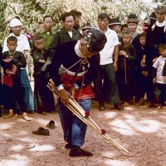 Hmong New Year in Houa Khong Province