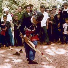 Hmong New Year in Houa Khong Province
