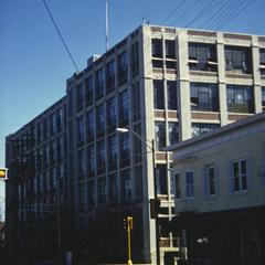 Engineering building at the American Motors Corporation plant