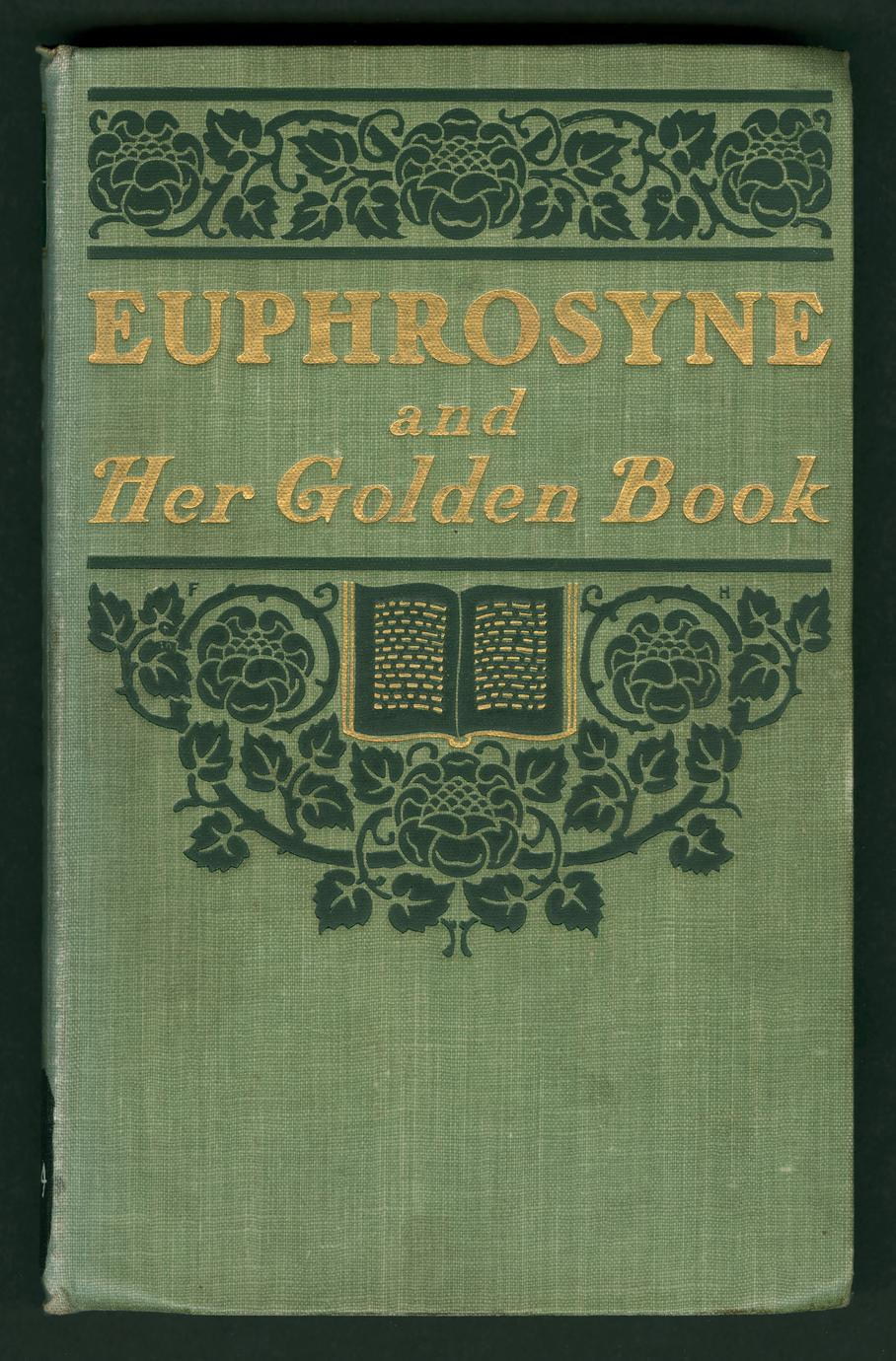 """Euphrosyne and her """"golden book"""" (1 of 4)"""