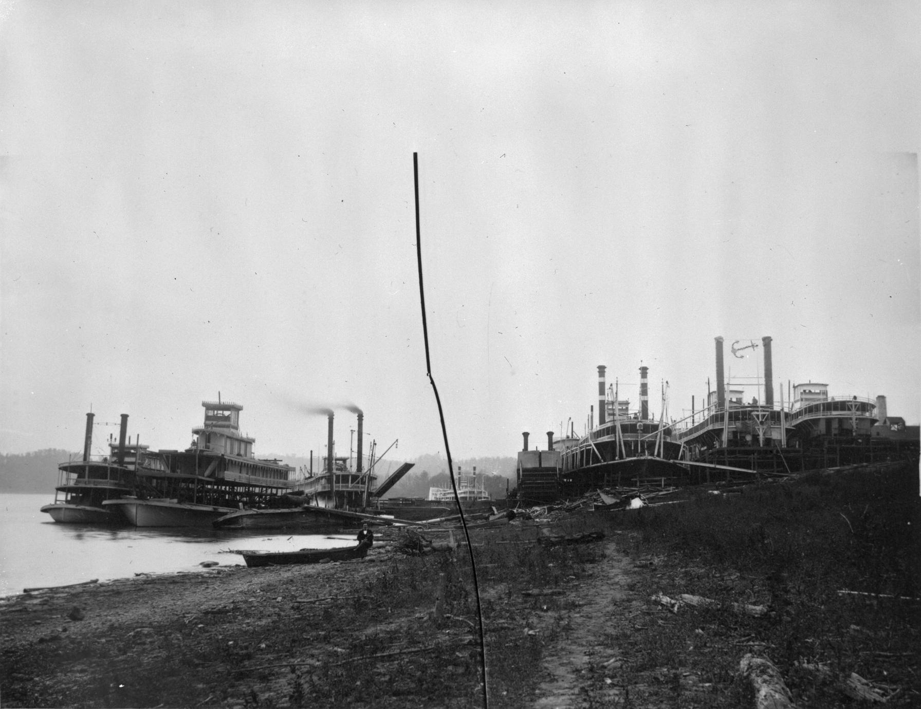 Madison Marine Ways Boat Yard