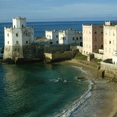 Old Section of Mogadishu Developed Under Sultan of Zanzibar