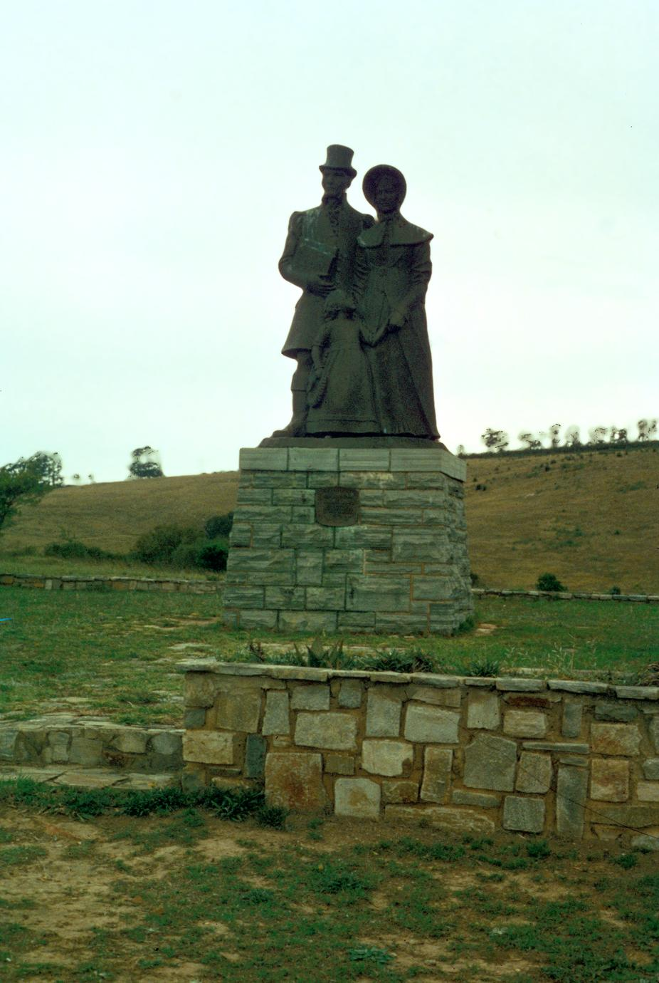 Settlers' Monument at Grahamstown