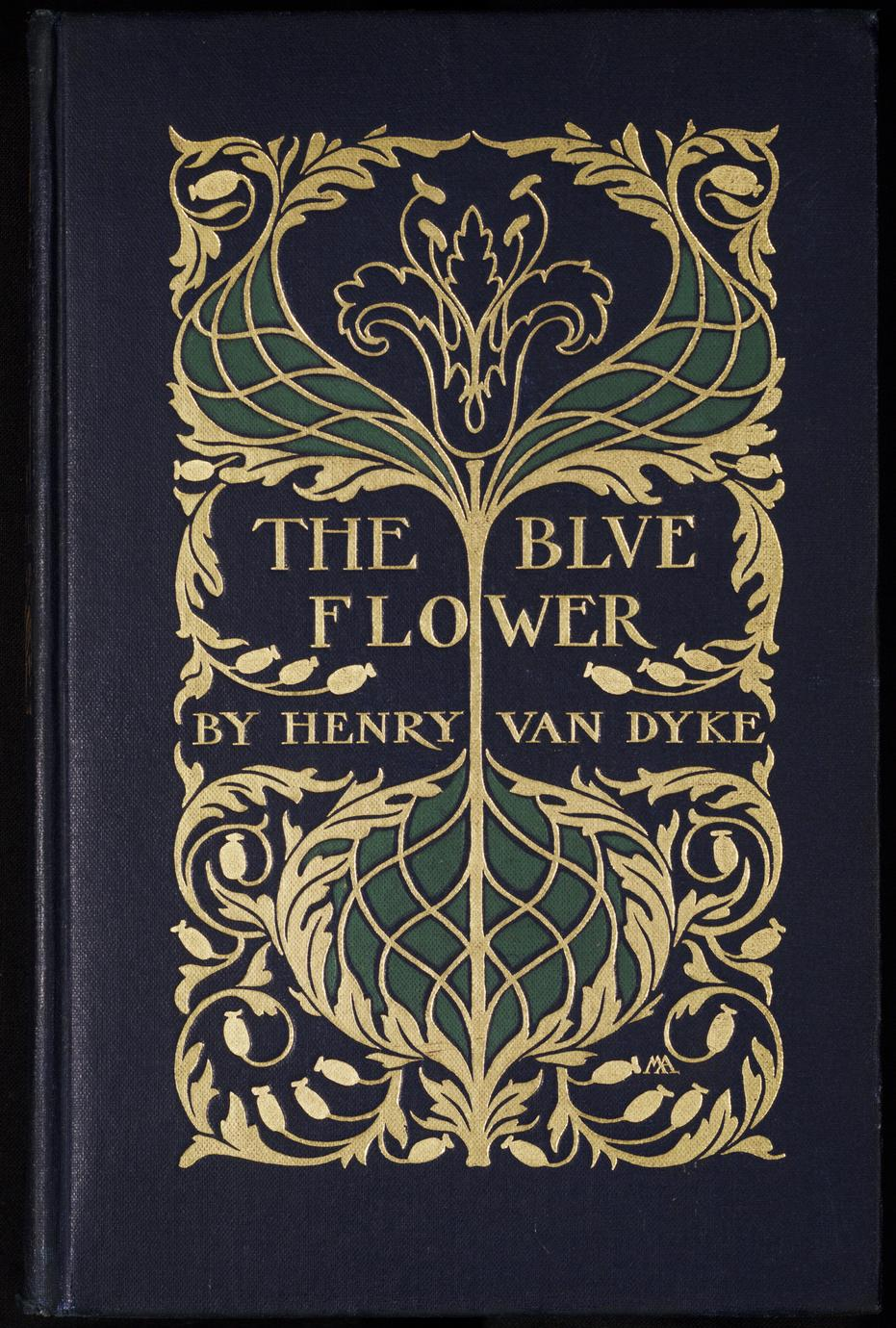 The blue flower (1 of 3)