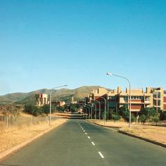 Buildings of University of Namibia
