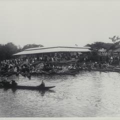 Village market, Hagonoy, Bulacan, 1928