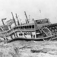 Jim Wood (Towboat, 1885-1917)