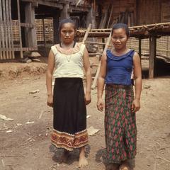 Lao refugee women
