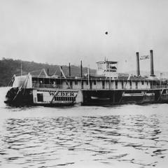 Weber (Towboat, 1929-1931)