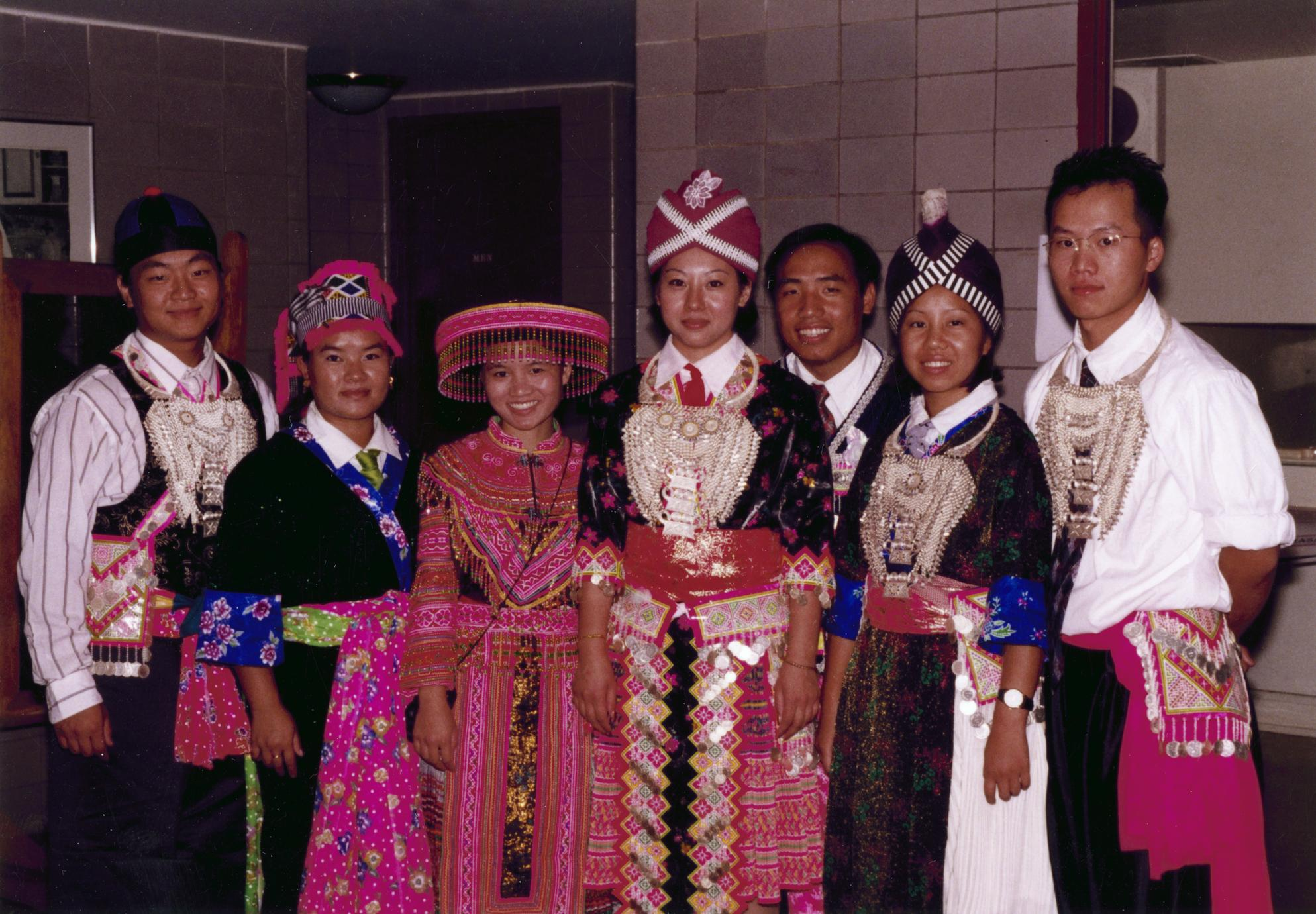 Hmong American Student Association at 1999 MCOR
