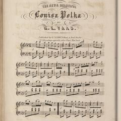 Louisa polka