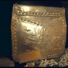 Logun Ede- Ritual Bag