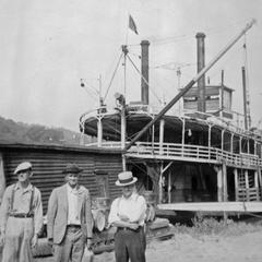 Liberty (Packet/Towboat, 1912-1938)