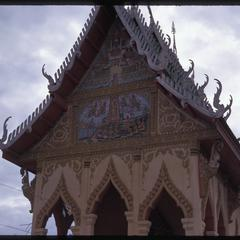 Vats : temple entrance