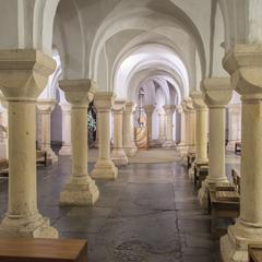 Worcester Cathedral Crypt