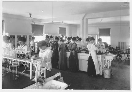 Dietetics laboratory
