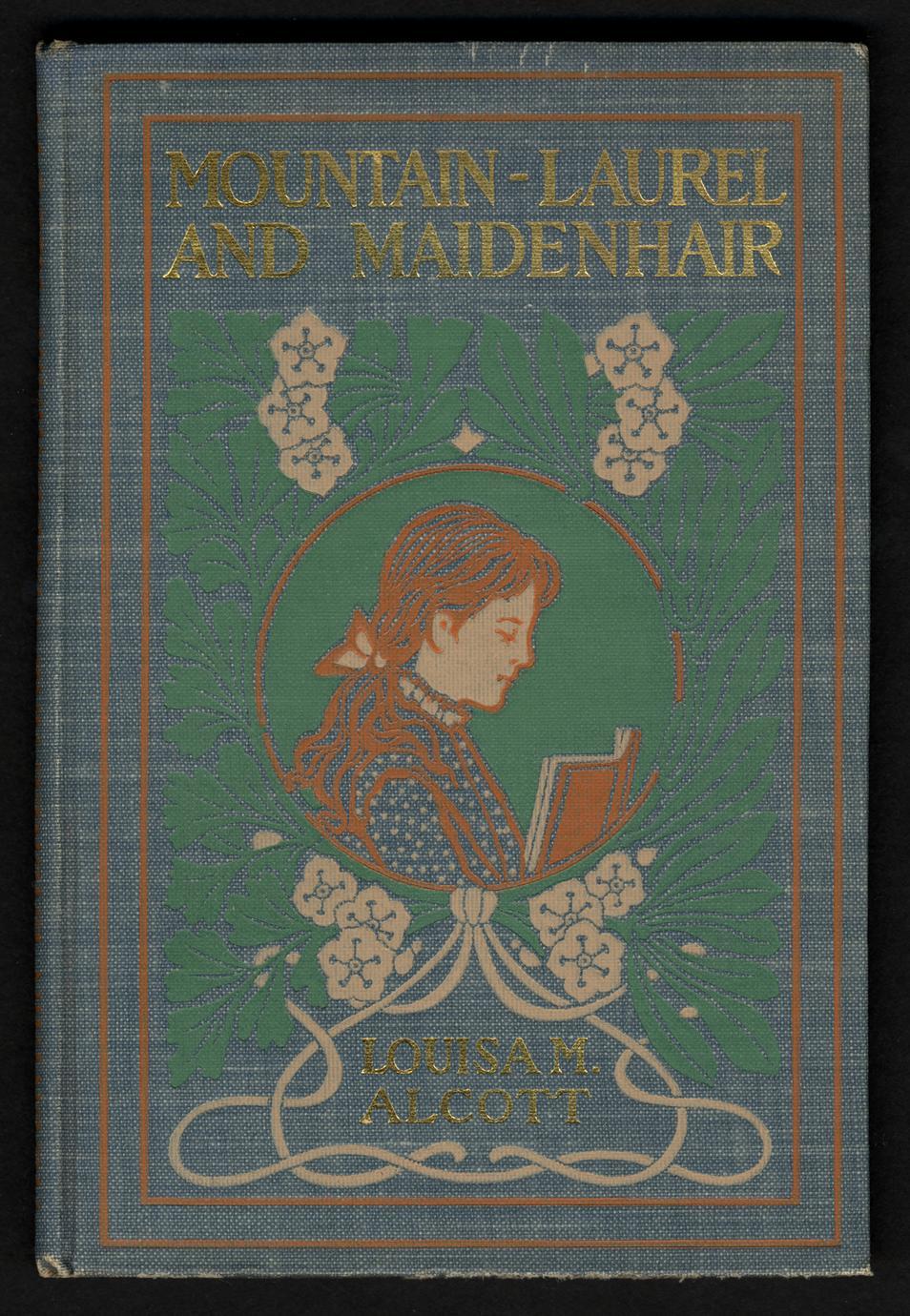 Mountain-laurel and maidenhair (1 of 2)