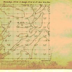 [Public Land Survey System map: Wisconsin Township 07 North, Range 11 East]