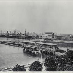 Harbor scene, Manila, ca. 1925-1930