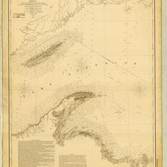 Lake Superior chart no. 2