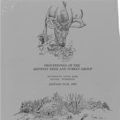 [Proceedings of the Midwest Deer and Turkey Study Group Annual Meeting, 1992]