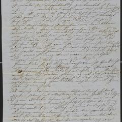 [Letter from Anton Klenert to Jakob Sternberger, July 17, 1853]