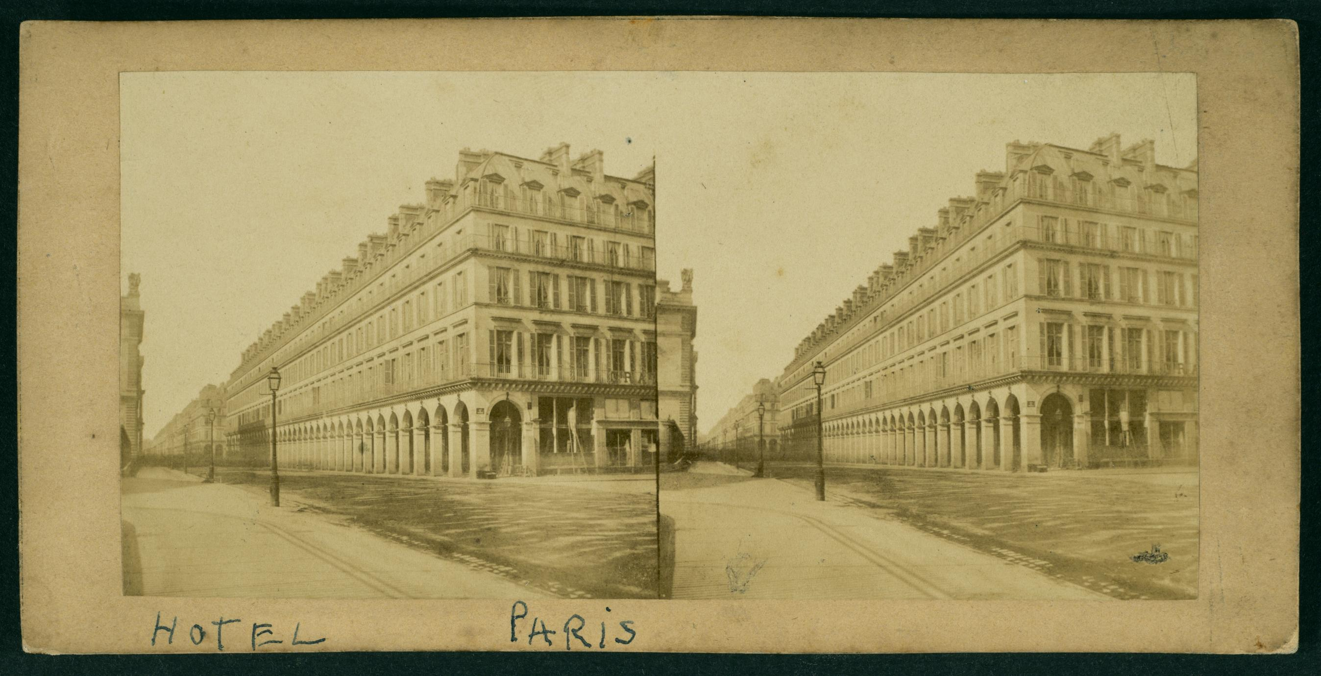 Hotel du Louvre, Rue Rivoli 168, Paris (1 of 2)