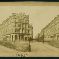 Hotel du Louvre, Rue Rivoli 168, Paris