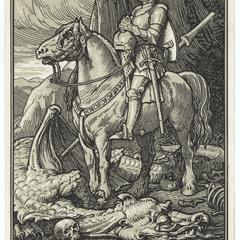 Hl. Georg, Patron d. Reiterei