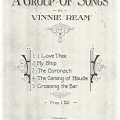 Group of songs
