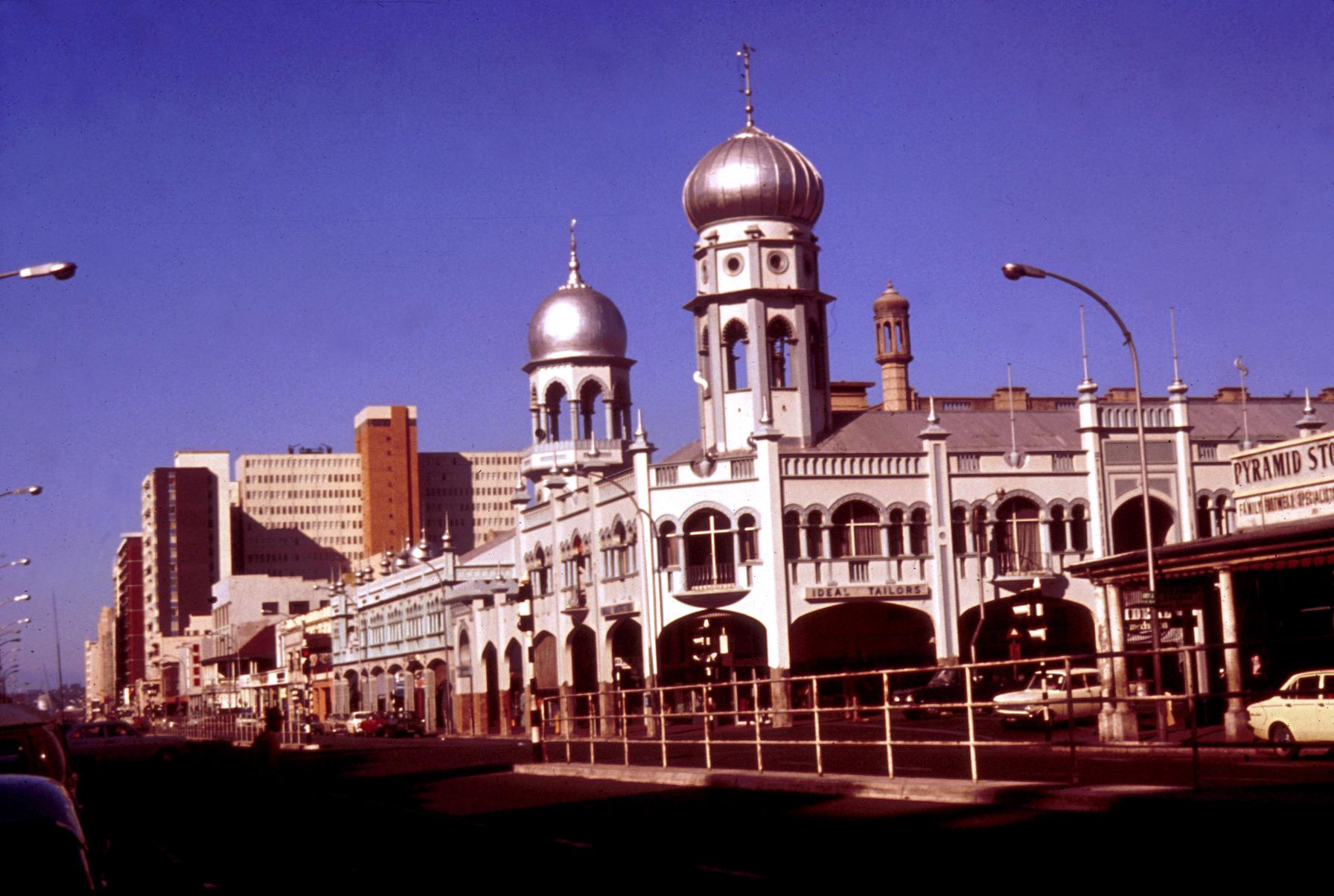 Mosque in Durban