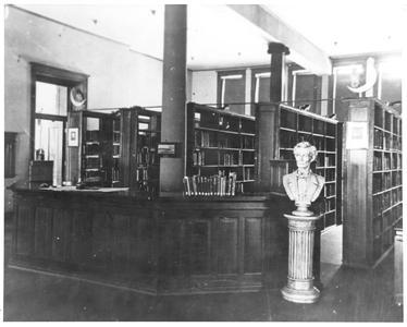 Janesville Public Library interior