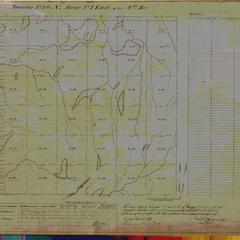 [Public Land Survey System map: Wisconsin Township 46 North, Range 01 East]